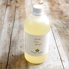 Aceite de Coco | Aceites vegetales para hacer jabones naturales