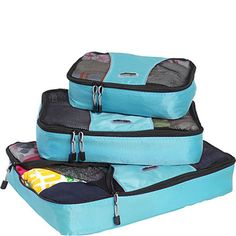 E bags packing cubes