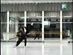 ▶ Sylvie Guillem Reherseal Sleeping Beauty pas de deux avec Nicholas Le Riche Laurent Hilaire - YouTube