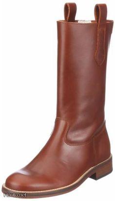AIGLE nahkasaappaat / AIGLE leather boots