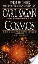 Front Cover - Classic Carl Sagan!
