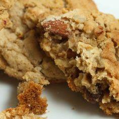 Bolachas de Aveia (oatmeal cookies)