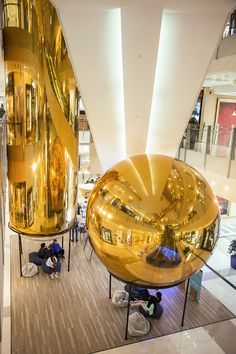 peoples-architecture-office-pao-golden-bubbles-k11-designboom-02
