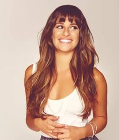 Lea Michele - My heart breaks every time I think about what she's been through this past year.