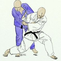 For The Love Of Martial Arts(Judo):