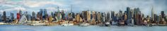 The City with Everything - Pinned by Mak Khalaf City and Architecture New York CityDay Panorama by nmmaundu1