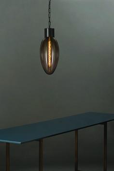Moon Drop CTO Lighting Pendant Lamp Moon Drop by CTO lighting is a pendant lamp made of bronze with glass shade in hand blown bronze tinted. Shop Lighting, Modern Lighting, Lighting Design, Pendant Lamp, Pendant Lighting, Drop Lights, Modern Light Fixtures, Lighting Solutions, Lamp Design