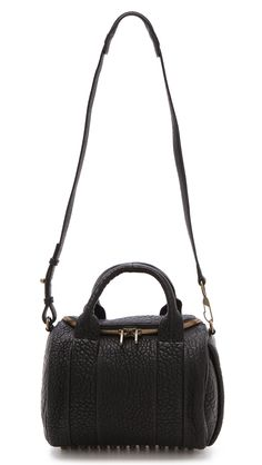 Alexander Wang Rockie Duffel Bag - Black | SHOPBOP.COM saved by #ShoppingIS