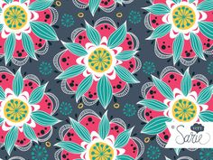 Folklore Floral: Very Sarie