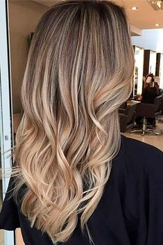 TOP Stylish and Cute Hair Colors ★ See more: http://lovehairstyles.com/stylish-cute-hair-colors/ #BlondeHairstylesDark