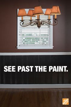 This room has just as much potential to be Pin-worthy as the rest of the Pins on this page, if you can just look past the paint. Too many buyers get hung up on small details, like paint color or outdated light fixtures, which can be easily updated once you move into your new home. Get paint inspiration today!