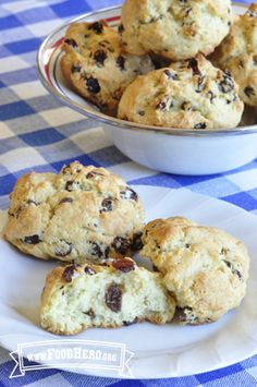 Buttermilk Scones | Food Hero - Healthy Recipes that are Fast, Fun and Inexpensive