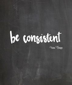 """""""Be consistent."""" Solid advice from Vana Chupp, our Creative Women in Business, on the Step Brightly blog, now! women in business, women business owners"""