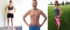 6 Weight Loss Success Stories to Motivate You Right Now via @dailyburn
