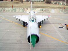 Mig-21MFN (Fishbed-J) 5212 Cz AF