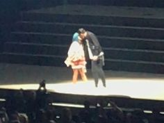 Halsey and G-Eazy Kiss on Stage After She Covers Cardi B's Part on 'No Limit'
