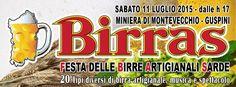 BIRRAS 2015 – MINIERA DI MONTEVECCHIO – SABATO 11 LUGLIO 2015