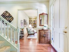 807 Terrace Mountain - Gottesman Residential Real Estate | Austin Luxury Real Estate Residential Real Estate, Foyer, Oversized Mirror, Terrace, Gallery Wall, Luxury, Furniture, Home Decor, Homemade Home Decor