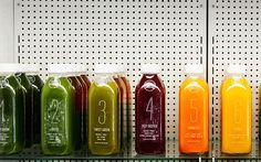 Juice bars are popping up everywhere
