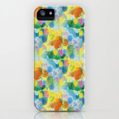 Crayon Love: Same Old Same Old iPhone & iPod Case by Rokin Art by RokinRonda - $35.00