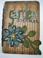 garden journal  wendy vecchi art  @studio490art.blogspot