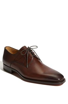 Magnanni 'Colo' Plain Toe Oxford