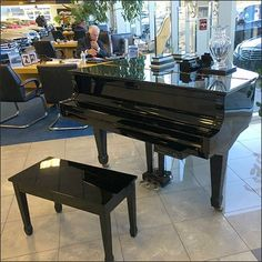 Mercedes Benz Grand Piano Retail Staging sets the tone for this major market branded Mercedes® dealership. Grand Piano, Staging, Mercedes Benz, Entrance, Retail, Branding, Store, Entryway