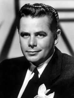 Glenn Ford. Frankly I found him bland, but he was a big star in the late 1940s and 1950s.
