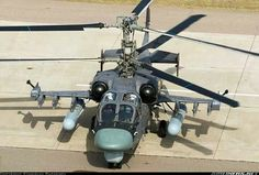 Russain KA-52 Attack Helicopter-Alligator