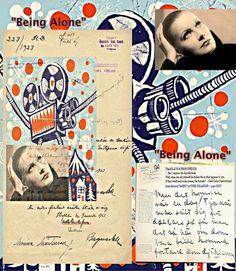 Greta Garbot.s loneliness