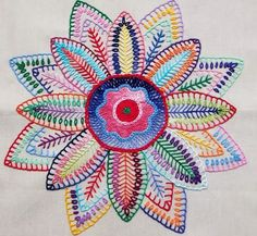 mandalas bordadas