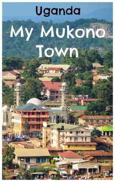 Small town life in Uganda