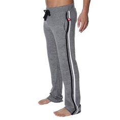 SKINNY Core Sleeper / Lounger / Jogger by Andrew Christian in Vintage Heather