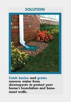 How To Dig And Install A French Drain To Collect And Move