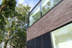Olaf Desaegher at Office CH- Architecten Facade, Blinds, Brick, Exterior, Windows, Places, Projects, Olaf, House