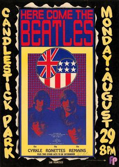 An awesome event that took place on the actual day I was born :)  Too bad I was only hours old and unable to attend. The Beatles last concert