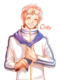 Coby...you've really changed!