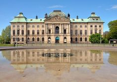 Japanisches Palace ~ Dresden ~ Germany