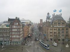 Dam Square, Amsterdam. So wonderful, now one of my favorite cities! Loved the Dutch!
