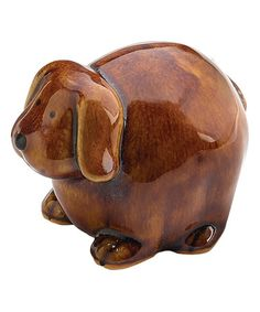 Another great find on #zulily! Dog Pudgy Pal Figurine #zulilyfinds