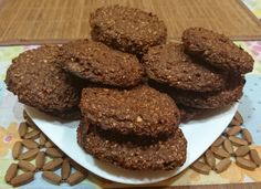 Hungarian Food, Hungarian Recipes, Fitt, Paleo, Food Ideas, Sweets, Foods, Cookies, Diets