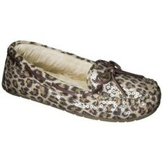 Women's Chaia Animal Print Moccasin Slippers