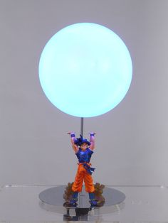 Led Lamps Dragon Ball Z Led Light Action Figures Goku Super Saiyan Anime Dragon Ball Super Son Goku Christmas Gift Dbz Led Light Relieving Rheumatism And Cold