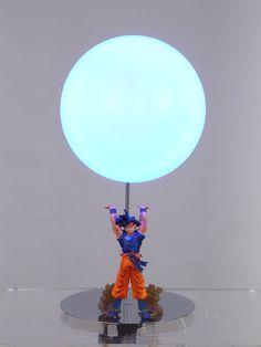 Dragon Ball Z Led Light Action Figures Goku Super Saiyan Anime Dragon Ball Super Son Goku Christmas Gift Dbz Led Light Relieving Rheumatism And Cold Led Lamps