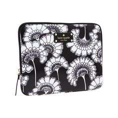 Amazon.com: Kate Spade New York Japanese Floral Tablet Sleeve Computer Carrying Cases & Bags - Black: Electronics