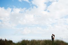 Wedding + portrait photographer based in Halifax, Nova Scotia. Creative imagery, focusing on moments and real connection. Wedding Portraits, Portrait Photographers, Wedding Photography, Clouds, In This Moment, Bridal, Beach, Outdoor, Wedding Shot