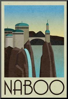affiche naboo - Recherche Google