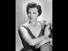 """I'll Be Seeing You"" by Jo Stafford (1944)."