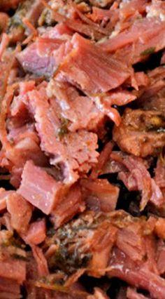 Crock-Pot Corned Beef