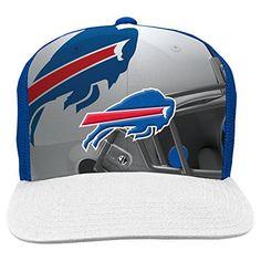 Buffalo Bills Flat Bill Hats